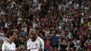 Campeones: Milan avanza a fase de grupos