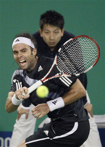 González avanza a octavos de final en Shanghai