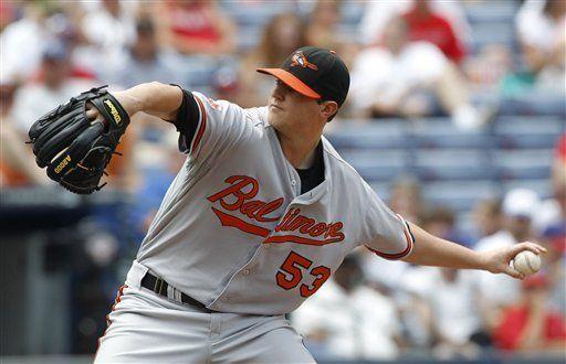 MLB: Orioles 5, Bravos 4; Reynolds pega jonrón de 2 carreras