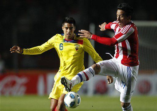 América: Martino espera que Lucas Barrios se destape ante Brasil