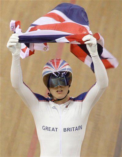 Gran Bretaña gana 2 oros en ciclismo, Argentina 1