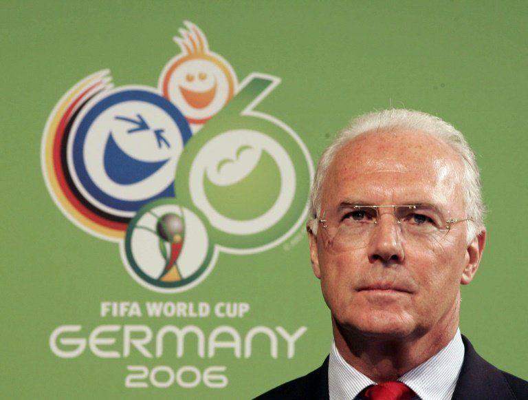 Beckenbauer critica a la federación alemana