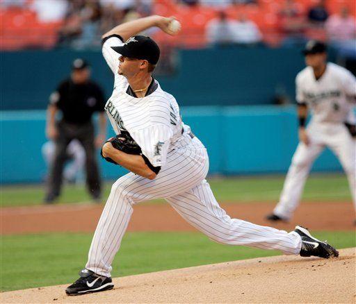 MLB: Marlins 4, Bravos 0; VandenHurk abre partido de un hit