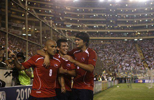 Mundial: Chile y Uruguay disputan puntos claves