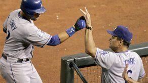 MLB: Dodgers 8
