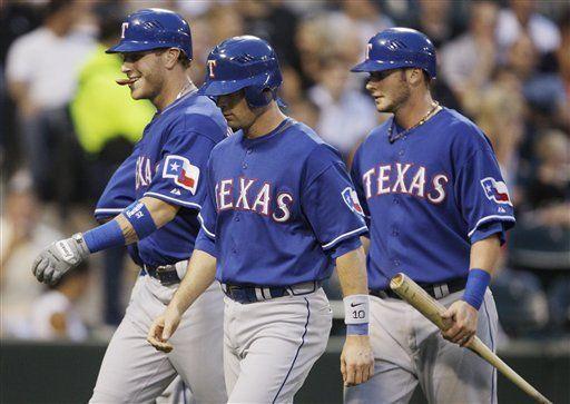 MLB: Rangers 6, Medias Blancas 1, Hamilton remolca a Rangers