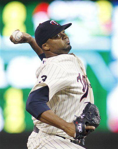 MLB: Mellizos 6, Cerveceros 2; Liriano gana duelo con Gallardo