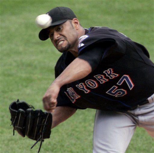 MLB: Mets 4, Piratas 0; Santana lanza pelota de 3 hits
