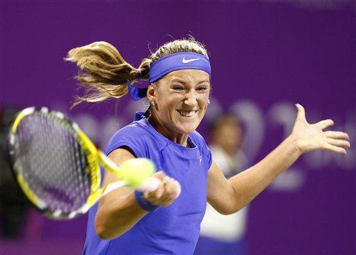 Azarenka y Dementieva ganan en el Campeonato de WTA