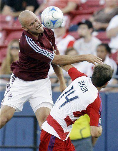 MLS: Rapids 2, FC Dallas 2