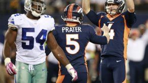 Broncos ganan duelo ofensivo de antología