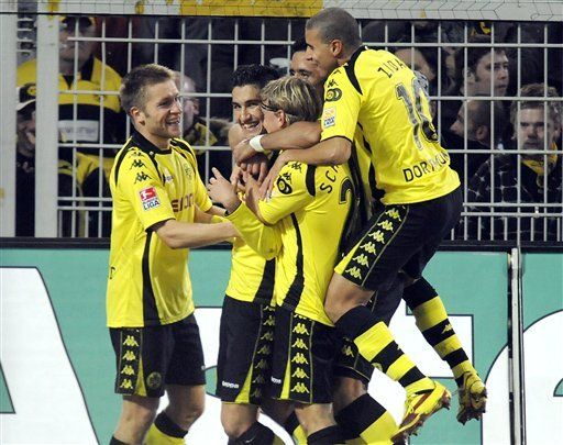 Dortmund supera 2-0 al Hertha Berlin en Alemania