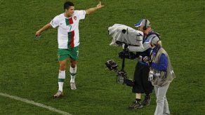 Mundial: FIFA no castigará a Cristiano Ronaldo por escupir