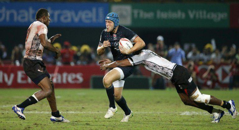 Fiyi inicia defensa de su título de Rugby Seven con triunfo en Dubái