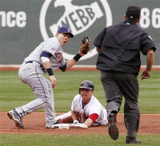 MLB: Medias Rojas 12, Indios 7; Boston cierra con triunfo