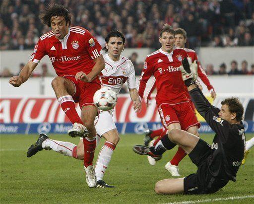 Hamburgo pierde por primera vez en la temporada en Alemania