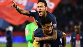 París SG logra su octava liga francesa en el regreso de Neymar