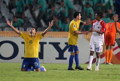 Sub20: Brasil y Ghana disputarán la final