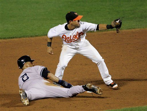 MLB: Orioles 10, Yanquis 9, 11 innings