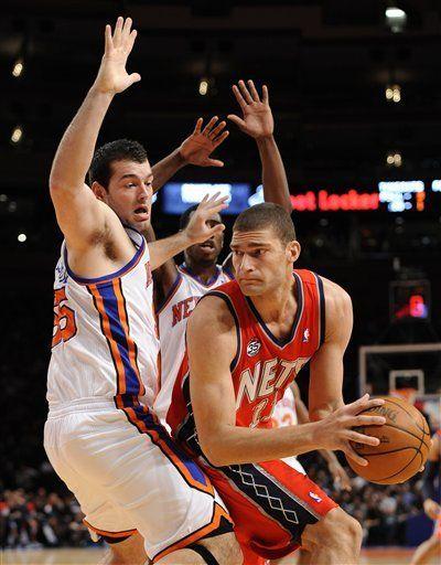 NBA: Brook López se somete a cirugía por fractura en pie