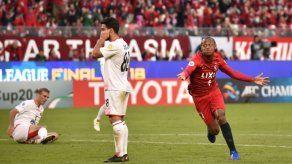 Kashima se adelanta 2-0 a Persépolis en la final de la Champions asiática
