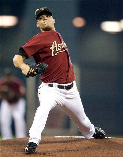MLB: Astros 3, Cardenales 0; Rodríguez se lesiona