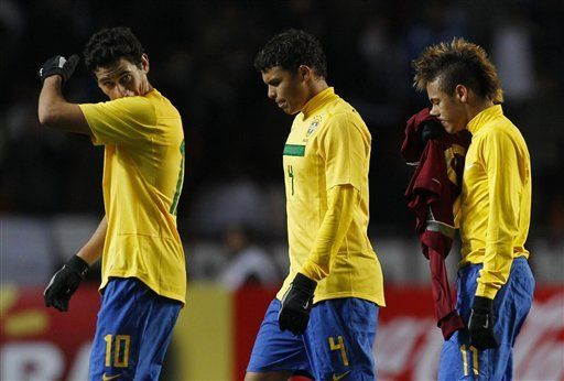 América: Brasil-Venezuela y Paraguay-Ecuador empatan sin goles