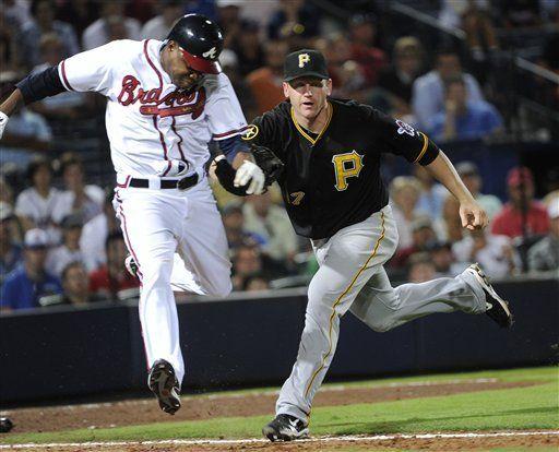 MLB: Bravos 4, Piratas 3, 19 innings: Lugo anota triunfo