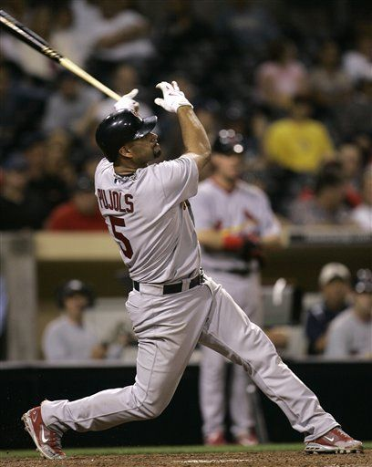 MLB: Cardenales 8, Padres 2