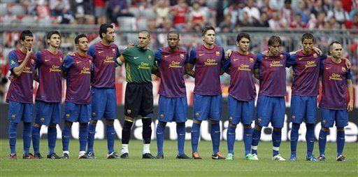Barcelona reporta pérdida de 9,3 millones de euros