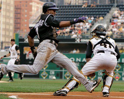 MLB: Piratas 6, Rockies 4; Rivas remolca tres carreras