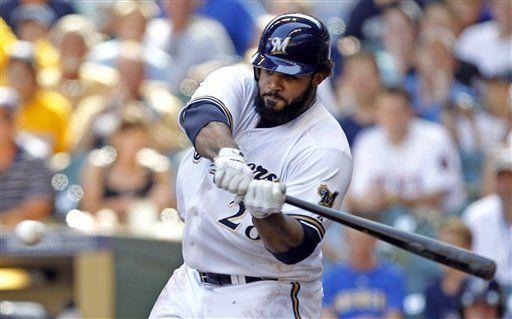 MLB: Cerveceros 5, Astros 4; Milwaukee barre a Houston