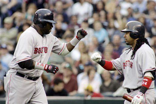 MLB: Medias Rojas 5, Marineros 3