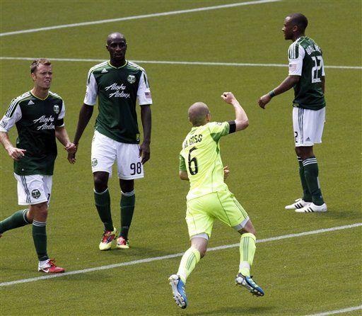 MLS: Sounders derrotan 3-2 a Timbers con dos goles de Montero