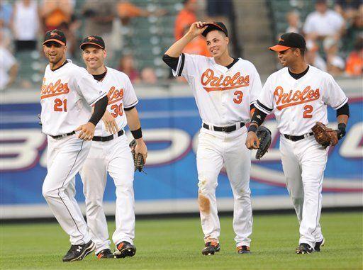 MLB: Orioles 4, Medias Blancas 3, 14 innings,