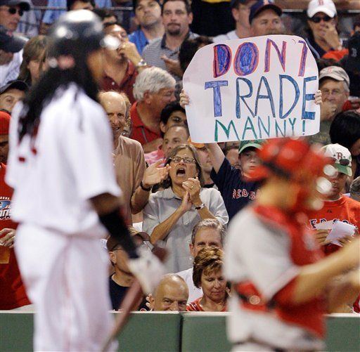 Los Marlins deshojan margarita sobre canje de Manny Ramírez