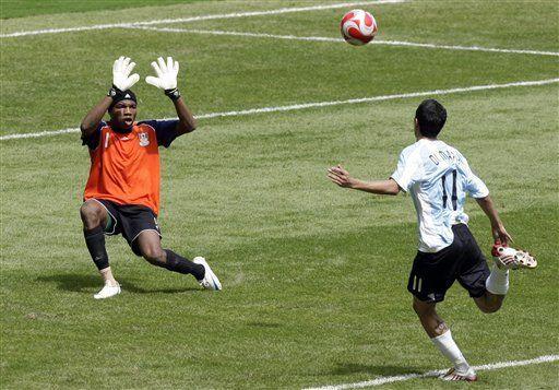 Argentina gana segundo oro consecutivo en fútbol