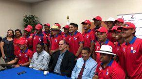 Emotivo recibimiento a selección de Panamá U15