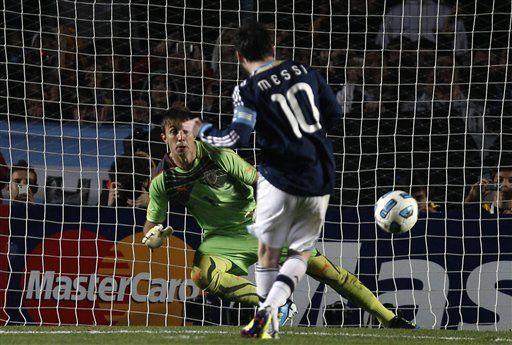 América: Messi juega bien pero no hace goles