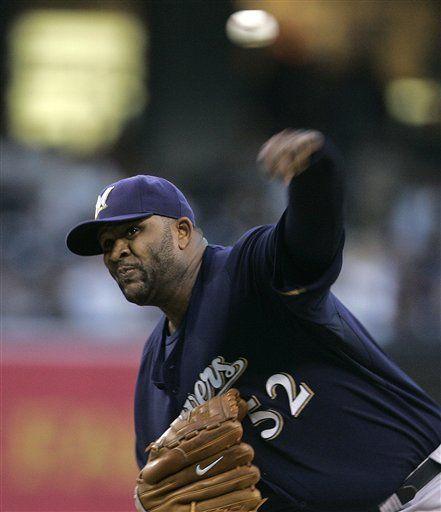 MLB: Cerveceros 7, Padres 1; nueva victoria de Sabathia