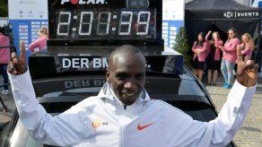 Resumen 2018: Eliud Kipchoge revienta en Berlín el récord de maratón
