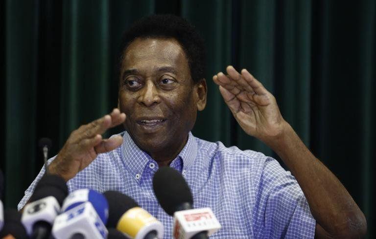 No tuve miedo de morir, afirma Pelé tras 15 días hospitalizado