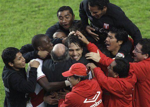 América: Perú festeja el tercer puesto