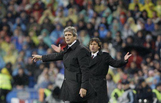 Campeones: Pellegrini dice que el Madrid sufrió por su desorden