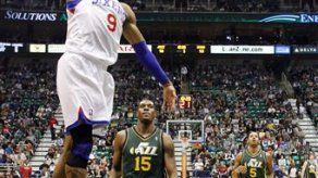 NBA: Jazz 102
