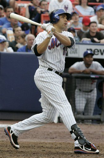 MLB: Mets 3, Dodgers 2; cuadrangular de Beltrán