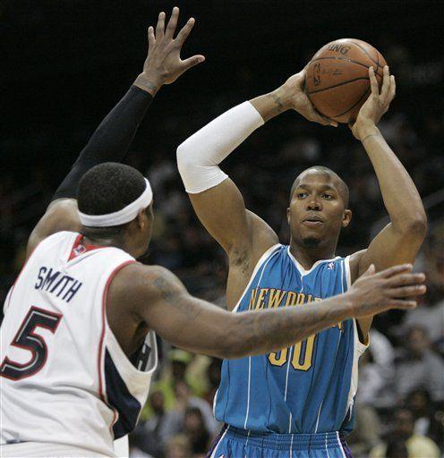 NBA: Hawks 89, Hornets 79