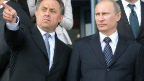 El ruso Mutko se presenta otra vez para el Consejo de la FIFA