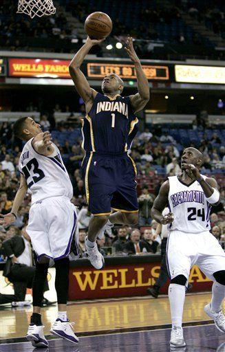 NBA: Pacers 117, Kings 109;