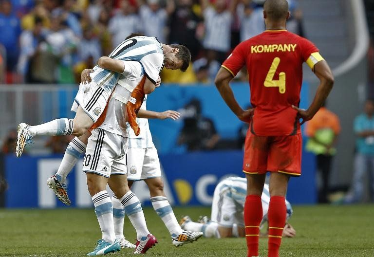 Doblete Europa-América para las semifinales del Mundial